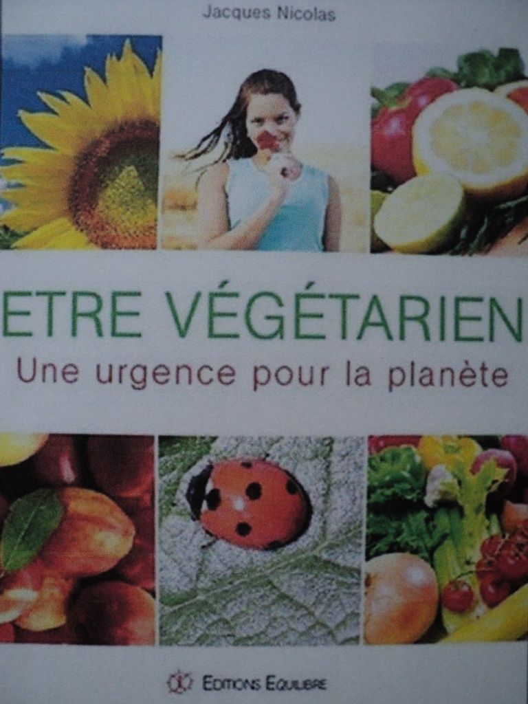 Le biovegetarisme c'est bon pour tout !
