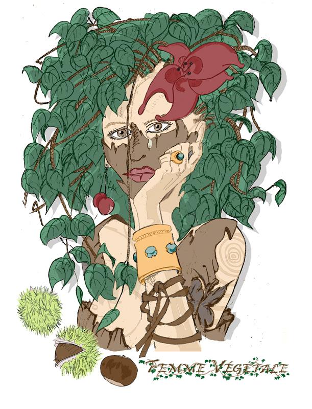 Femme Vegetale