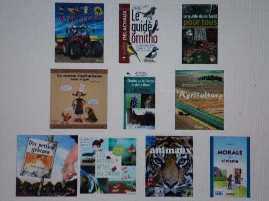 Livres pratiques pour enfants